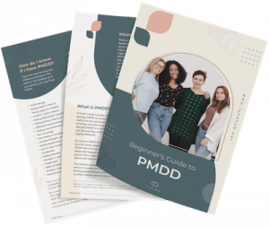 Luna Hub - Support for anyone living with PMDD